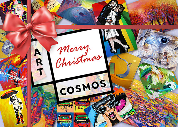 Artcosmos Gift Card - Merry Christmas #4