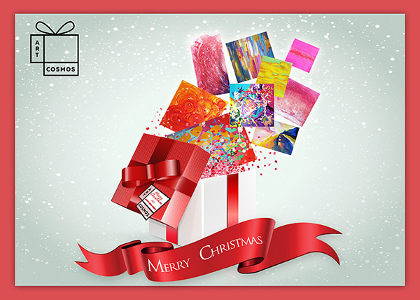 Artcosmos Gift Card - Merry Christmas #6